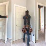 Split Jamb Door