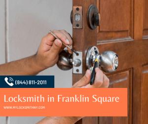 Locksmith Services Franklin Square Near Me