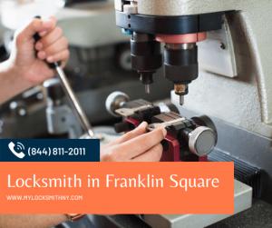 Locksmith in Franklin Square