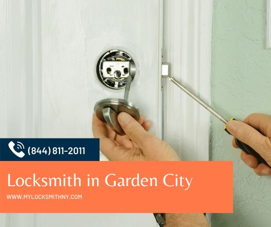Locksmith in Garden City