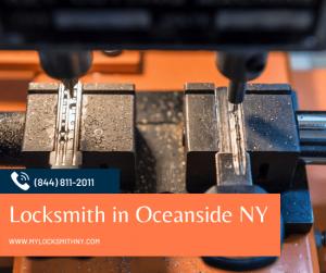 Locksmith in Oceanside NY