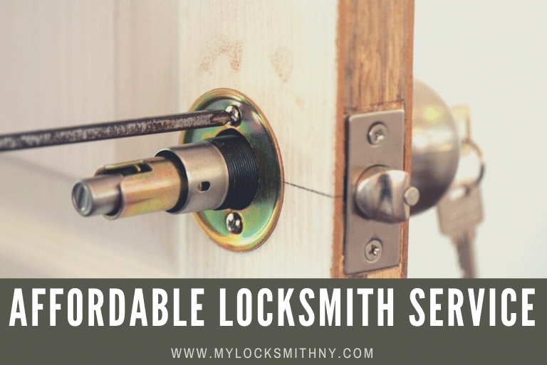Affordable Locksmith Service NY
